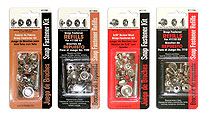 Snap Fasteners Repair Kits